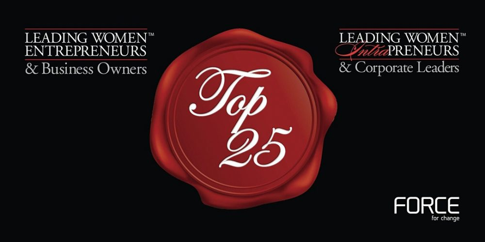 Top 25 Leading Women